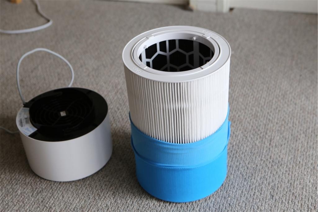 空気清浄機 おすすめ blue air Blue Pure 411 Particle Carbon ブルー ピュア 411